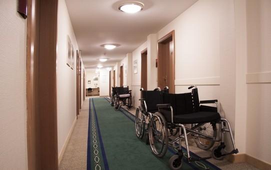 Sprzęt medyczny do rehabilitacji