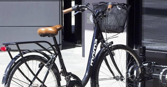Wygodny rower miejski