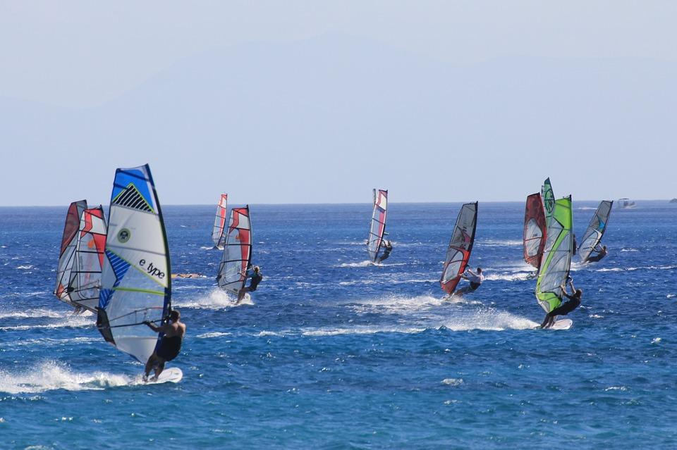 dlaczego warto wybrać obóz windsurfingowy